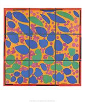 Henri Matisse: Blühender Efeu