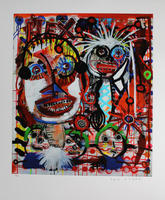 Paul Kostabi: In from the outside