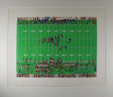James Rizzi: Football Franzy