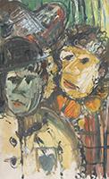 Friedrich Einhoff: Paar