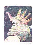 Johannes Grützke: Zwei Hände