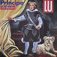 Antonio de Felipe: Principe