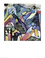 Wassily Kandinsky: Improvisation 9