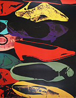 Andy Warhol: Shoes - GROSS