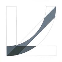 Gottfried Honegger: Geometrische Komposition