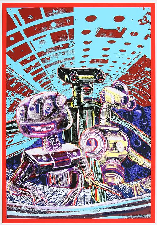 Michael Wittmann: Robotz
