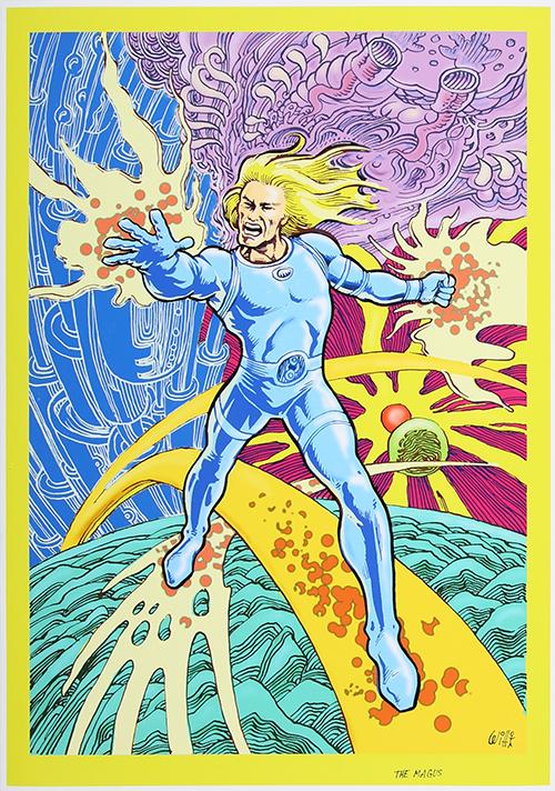 Michael Wittmann: The Magus