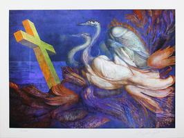 Ernst Fuchs: Die Schwanenreise