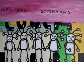 Paul Kostabi: Finished Symphony