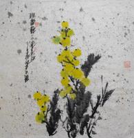 Liu Guohui: Florale Komposition
