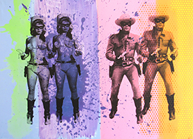Shuby: Banana Gun Rainbow