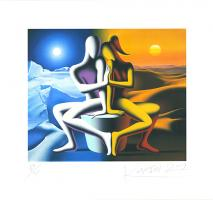 Mark Kostabi: Night and Day