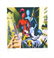 Mark Kostabi: Automatic for the People