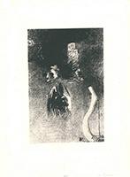 Odilon Redon: ohne Titel