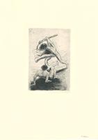 Odilon Redon: Kain und Abel