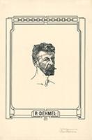 Peter Behrens: R. Dehmel