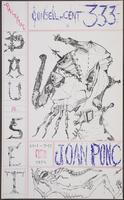 Joan Ponc: Galeria Dau Al