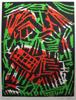 A.R. Penck: Komposition