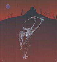 Joan Ponc: Surreale Komposition