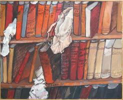 Karl Schaper: Bücherregal
