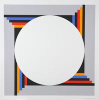 Verena Loewensberg: Geometrische Komposition