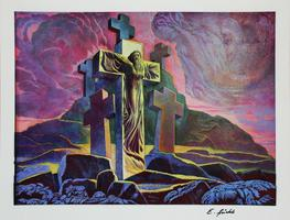 Ernst Fuchs: Montserrat