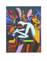 Mark Kostabi: Relevant Tones