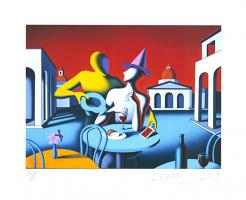 Mark Kostabi: Long Story Short
