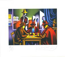 Mark Kostabi: The Art Of The Dealers
