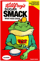 Ron English: Killfrog's Sugar Smack