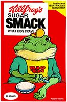 Ron English: Killfrog's Sugar Smack
