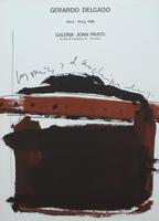 Delgado, Gerardo: Galeria Joan Prats
