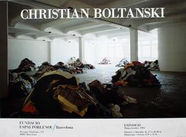 Christian Boltanski: Espai Poblenou