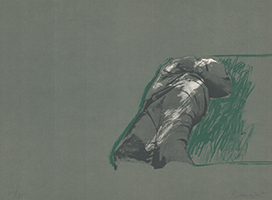 Rafael Canogar: Komposition