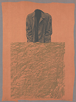 Rafael Canogar: Mantel