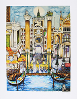 Linnea Pergola: Four Horses of San Marco