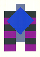 Helmut Sundhaussen: Geometrische Komposition