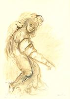 Leonor Fini: Mädchen