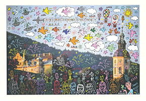 James Rizzi: Baden-Baden so Good They Named It Twice