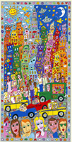 James Rizzi: The City that never sleeps