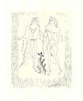 Georges Braque: Eros und Eyrybia