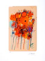 Wilhelm Schlote: Fleurs - rouge