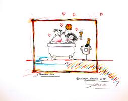 Wilhelm Schlote: L'amour fou