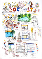 Wilhelm Schlote: Bocholt - Deluxe