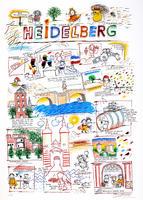 Wilhelm Schlote: Heidelberg
