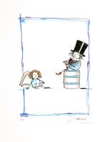 Wilhelm Schlote: Der blaue Engel
