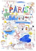 Wilhelm Schlote: Paris