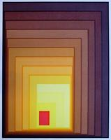 Aara: Farbkomposition (braun/gelb)