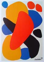 Alexander Calder: Boomerang Tel Aviv