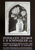 Hermann Teuber: Stilleben